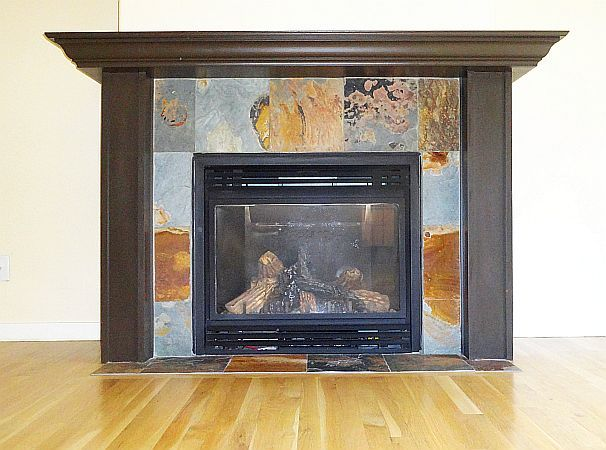 Kelowna Home Inspectors - Gas fireplace