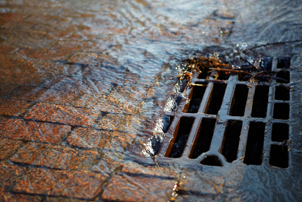 drainage system   Building Pro Home Inspection Kelowna