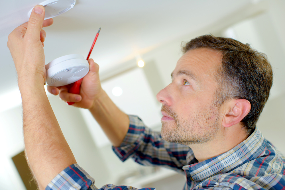 Building Pro Inspections Smoke Alarm Saftey