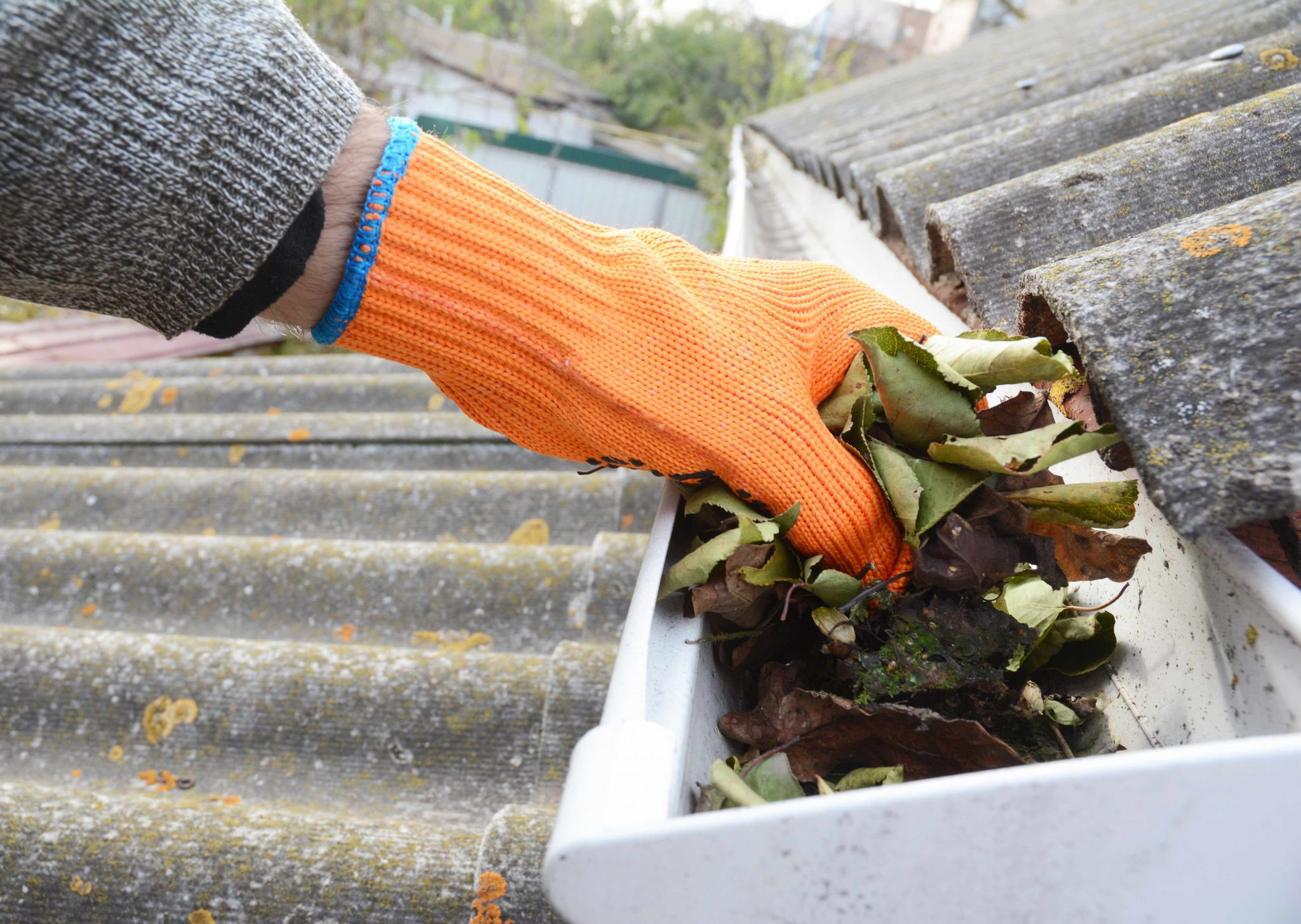 Building Pro Gutter Cleaning Inspections Kelowna