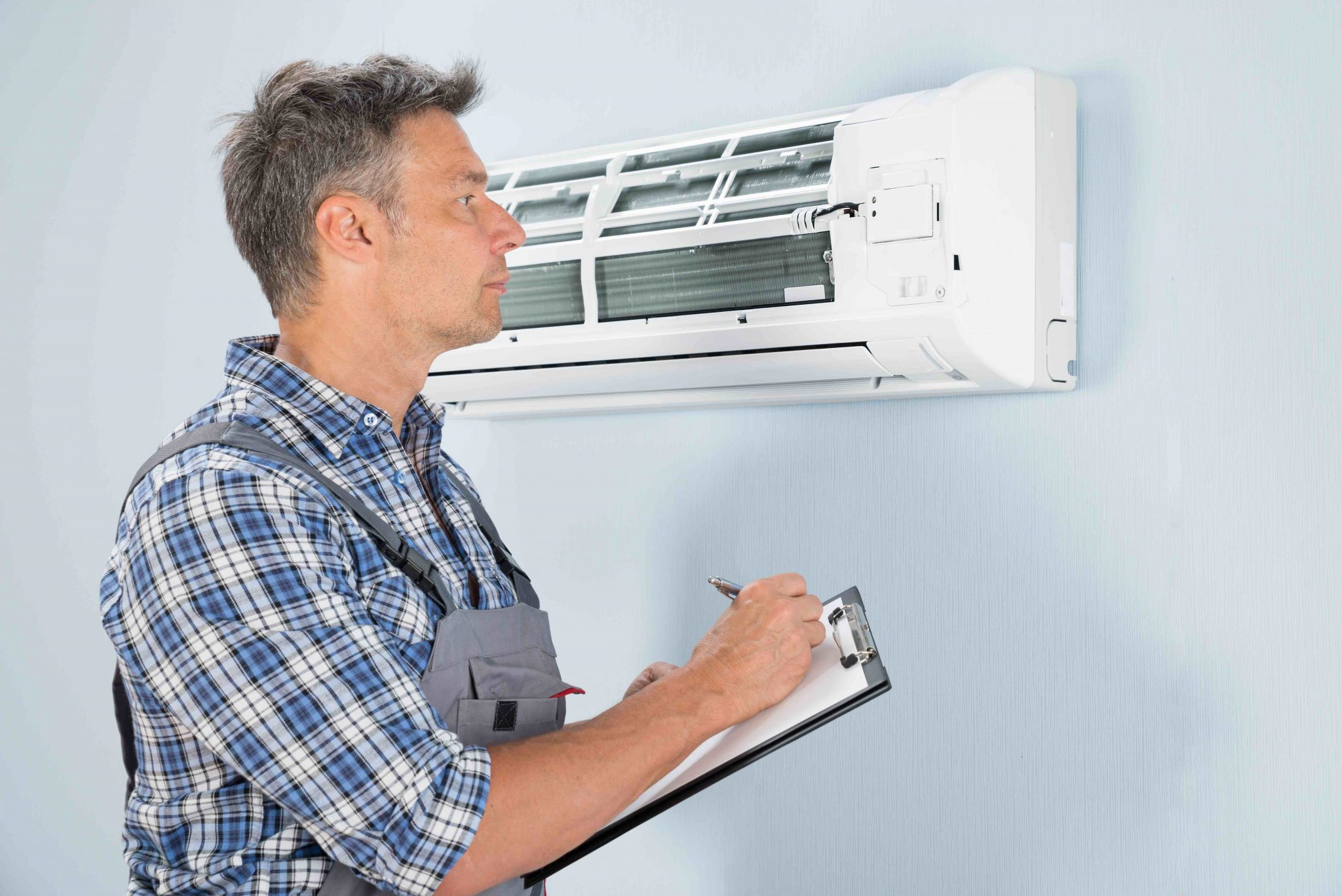 Building Pro Inspections Kelowan Air Conditioner